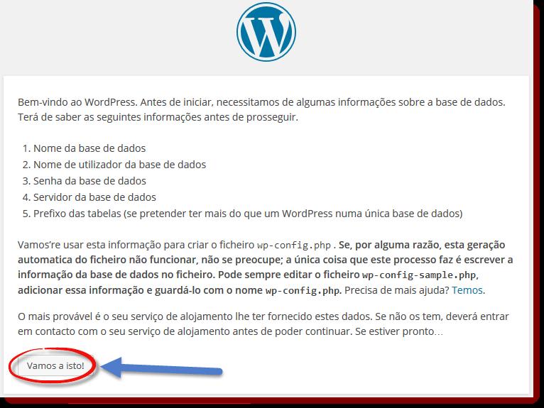 Como instalar wordpress usando wamp