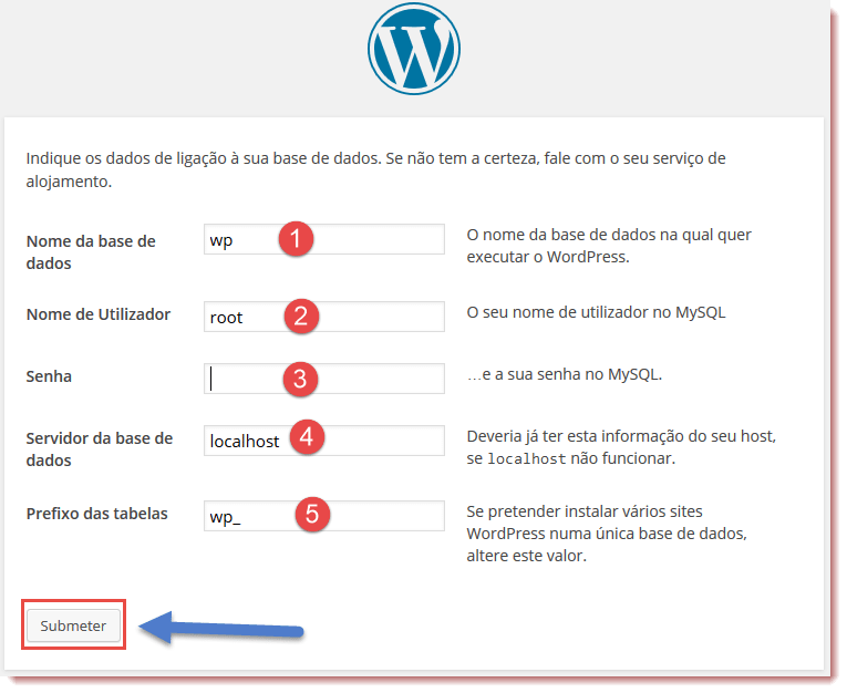 Como instalar wordpress wamp
