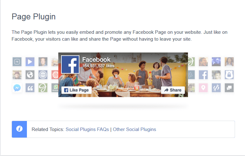 Como Adicionar o Facebook Page Plugin no WordPress