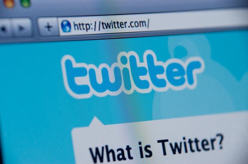 linha de tempo do twitter