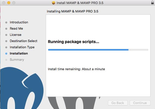 como instalar wordpress no mac usando o mamp
