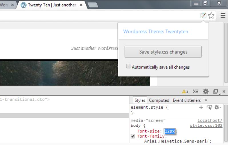 40 Melhores Extensões do Chrome Para WordPress 12