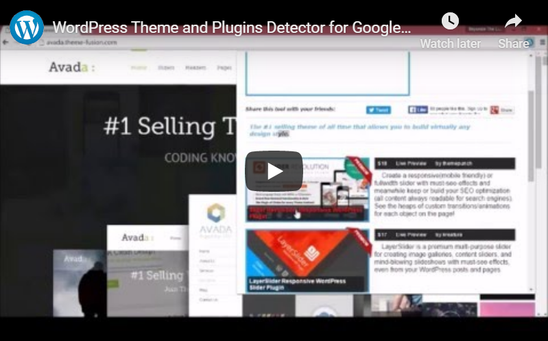 40 Melhores Extensões do Chrome Para WordPress 26