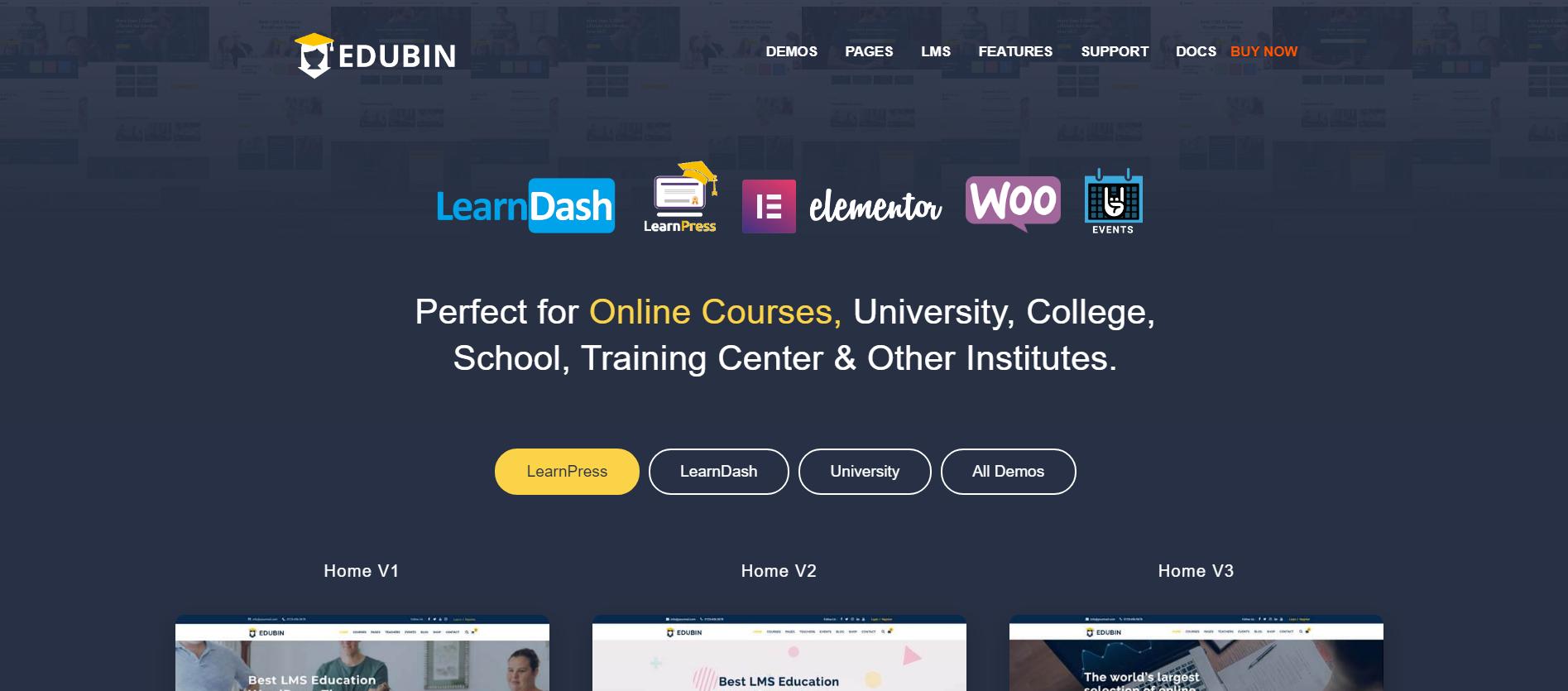27 Temas Para Oferecer Cursos Online Com WordPress 2
