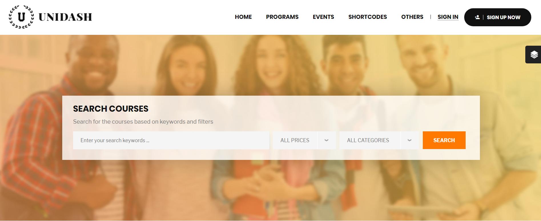 27 Temas Para Oferecer Cursos Online Com WordPress 11